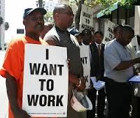 Americans of all colors have a commonality of being unemployed all over the USA.