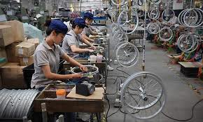 Chinese workers are motivated, proud and demanding of a better more dignified existance.